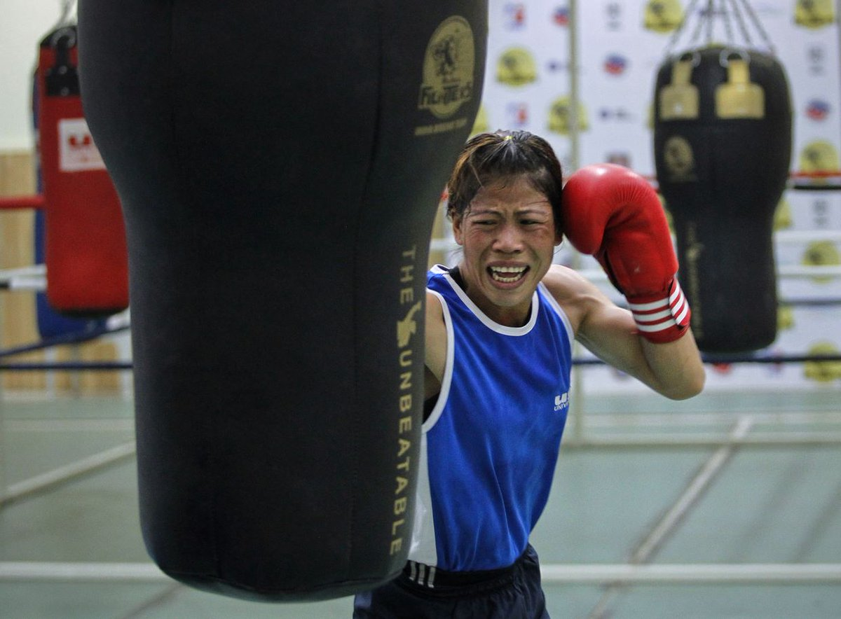 Mary Kom, TOPS, Olympics 2020, NewsMobile, NewsMobile India