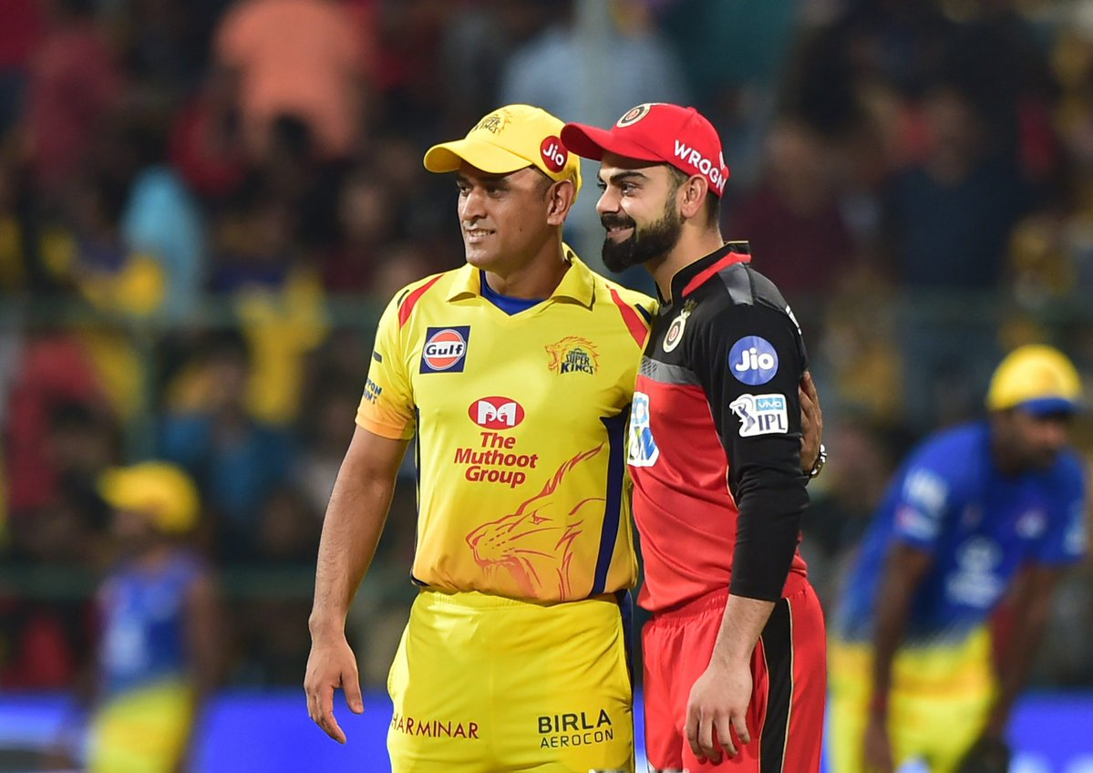 IPL, 2019, RCB, CSK, Scheduled 2019, News Mobile, News Mobile India