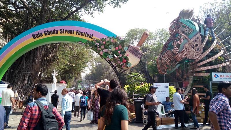 Kala Ghoda art festival, Mumbai, art festival, regional cinema, children literature, India, Maharashtra, NewsMobile