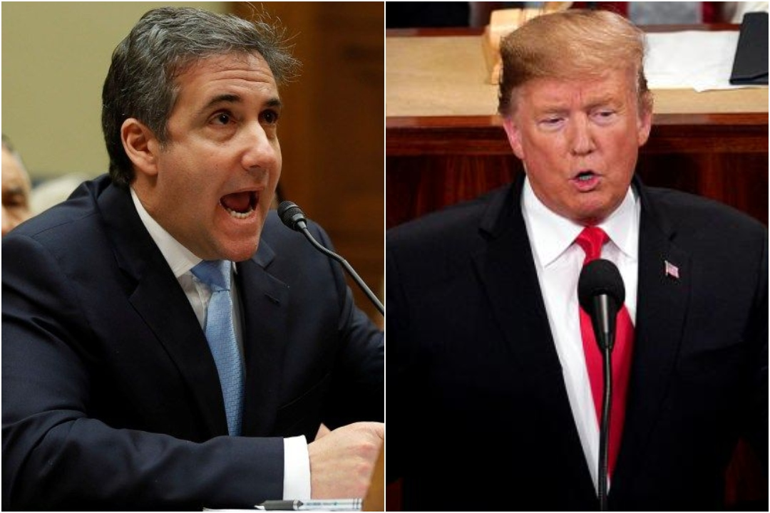 Cohen, Testimony, US, Senate Intelligence Committee, President Donald Trump, News Mobile, News Mobile India, Stephanie Clifford, Stormy Daniels