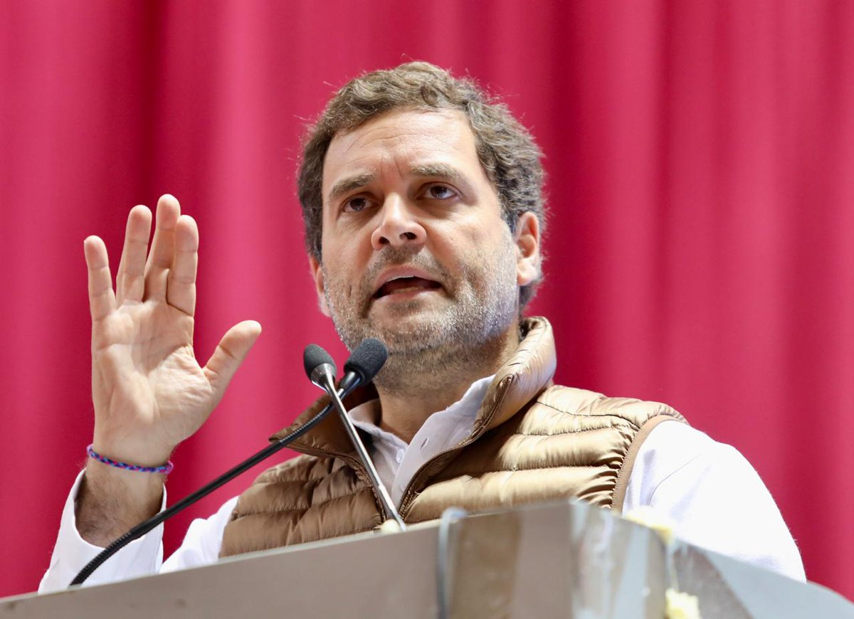 Rahul Gandhi, Congress, President, Darpok, Prime mIister, Narendra Modi, National Security, Rafale, Deal, Debate, India, NewsMobile, Mobile, News, India