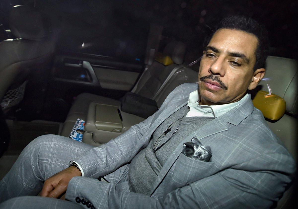 Robert Vadra, Scam, Money Laundering, ED< NewsMobile, Mobile, news, India