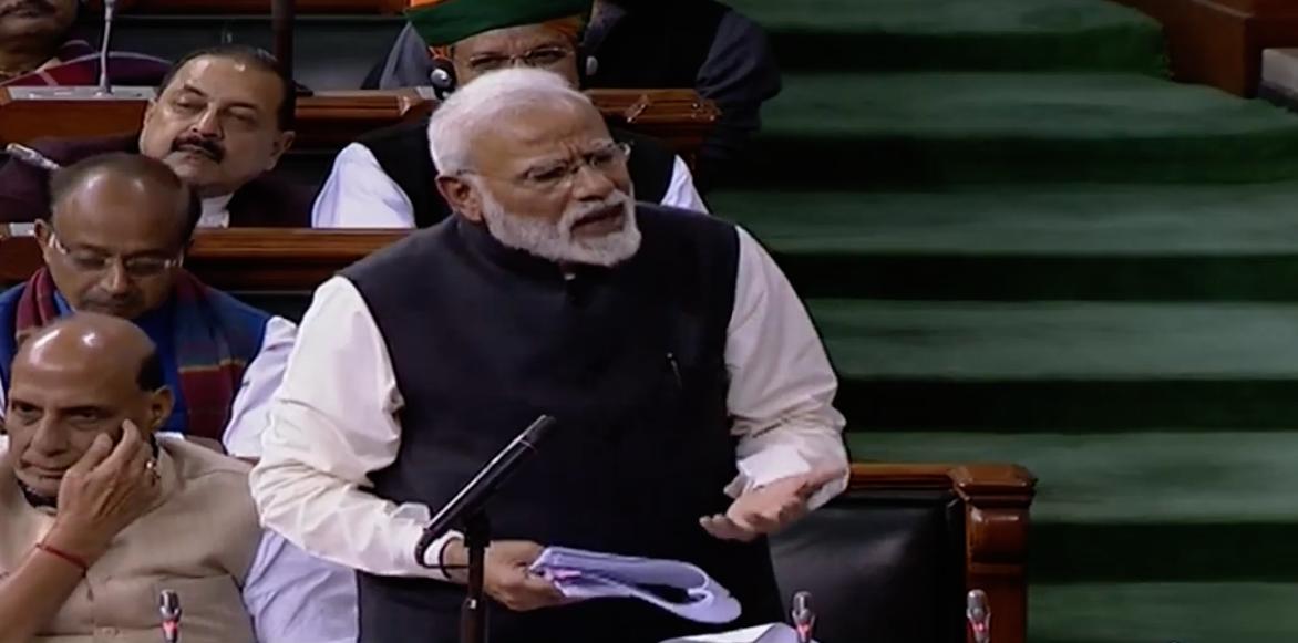 Prime Minister, Narendra Modi, Lok Sabha, Politics, Parliament, NewsMobile, Mobile, News, India