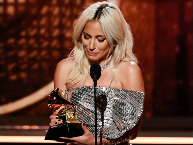 Lady Gaga, Grammy Awards, Ariana Grande, Kendrick Lamar, King's Dead, Entertainment, NewsMobile, Mobile, News, India