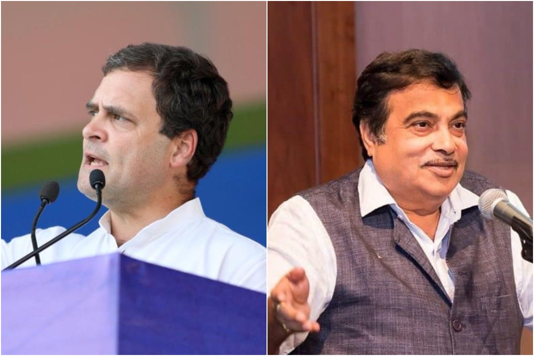 Rahul Gandhi, Praises, Nitin Gadkari, Rafale deal, Congress, BJP, News Mobile, News Mobile India