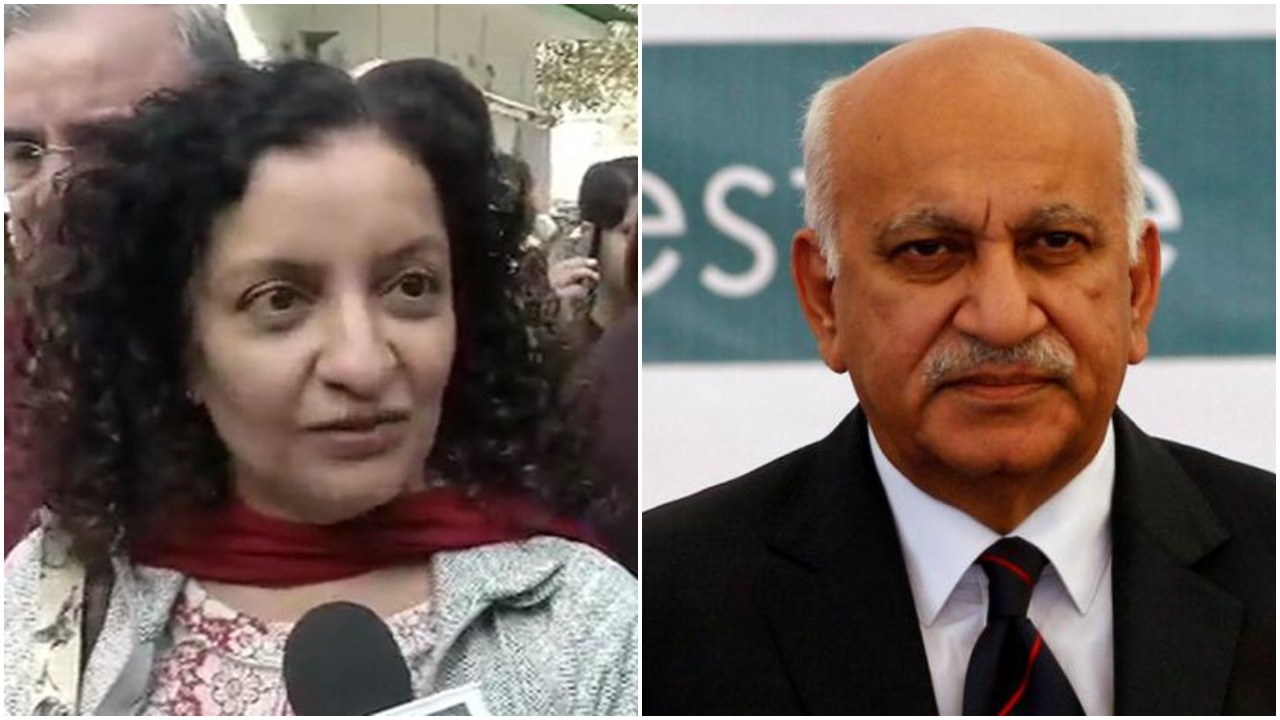 M J Akbar, Priya Ramani, #MeToo, Delhi Court, Union Minister, BJP, Journalism, India, NewsMobile