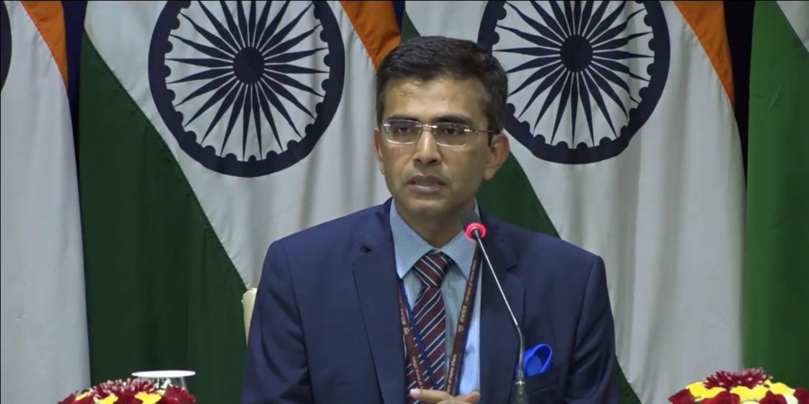 India to Pak envoy: Demand immediate and safe return of the pilot