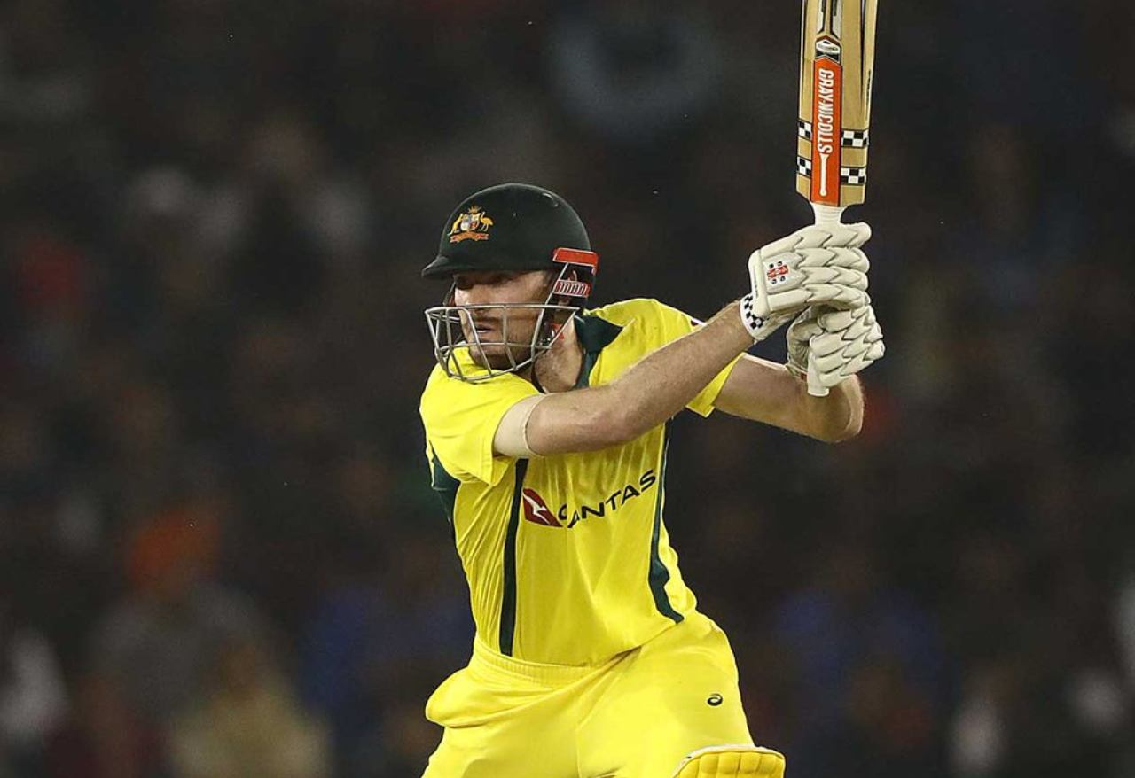 #INDvsAUS: Turner guides Australia to victory leveling the series 2-2 in 4th ODI