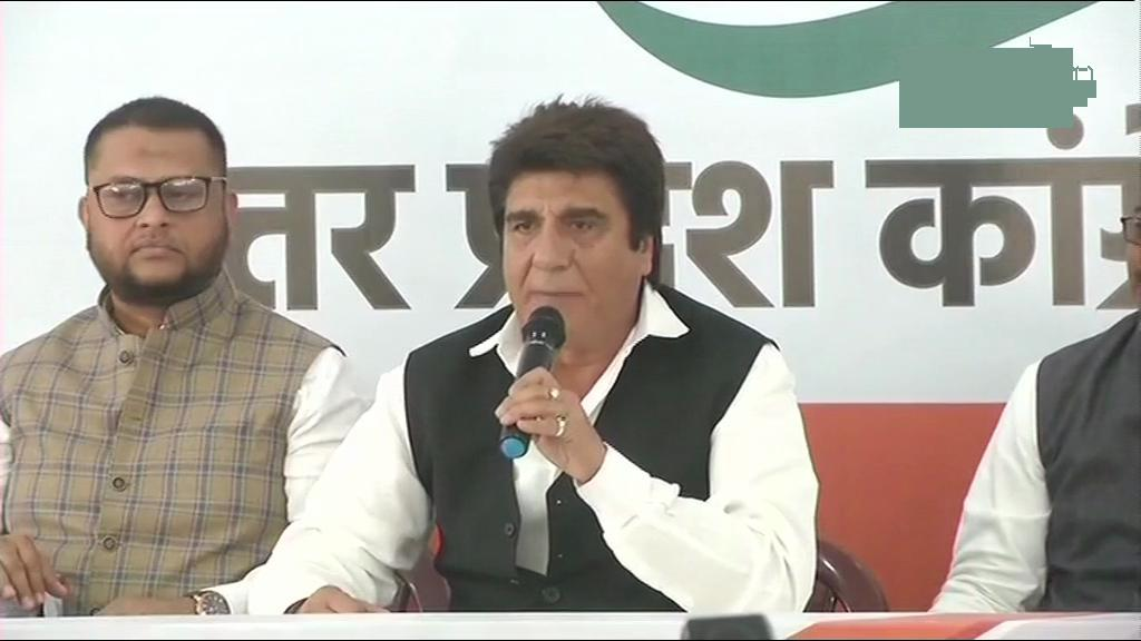 Raj Babbar, Samajwadi Party, Bahujan Samaj Party, RJD, Congress, Mainpuri, Kannauj, Firozabad, Apna Dal, Gonda, Pilibhit, News Mobile, News Mobile India