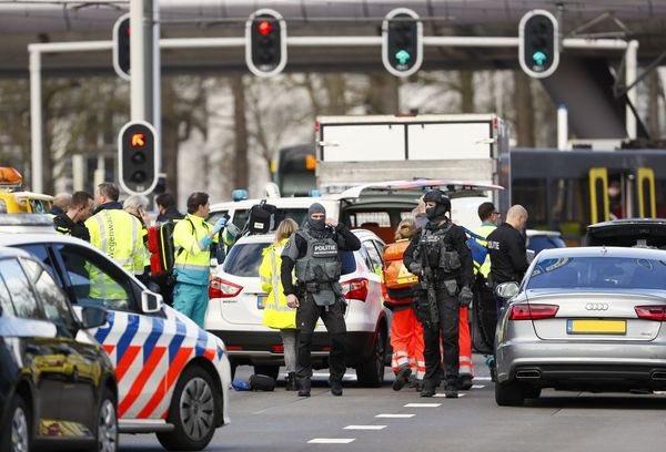 Dutch City, Utrecht, Shooting, News Mobile, News Mobile India