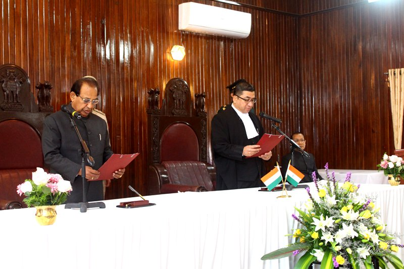 Jagdish Mukhi, Governor, Mizoram, Gauhati High Court Judge, President Ram Nath Kovind, News Mobile, News Mobile India