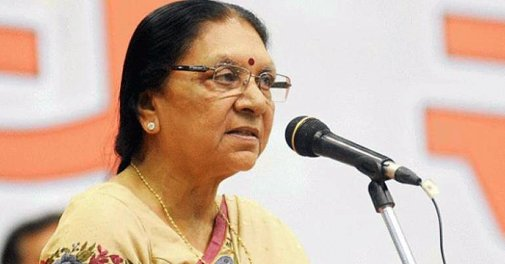 MP Governor Anandiben Patel increases reservation for OBCs to 27%