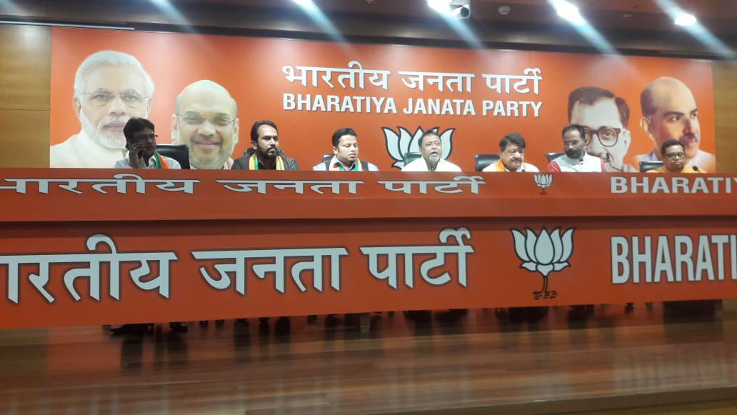 Anupam Hazra, Dulal Chandra Bar, Congress MLA, CPM MLA, Khagen Murmu, BJP, TMC, Bolpur, Lok Sabha Elections 2019, News Mobile, News Mobile India