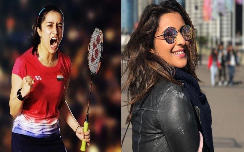 Parineeti Chopra, Shraddha Kapoor, Saina Nehwal Biopic, Shuttle Queen, Sports, Entertainment, News Mobile, News Mobile India