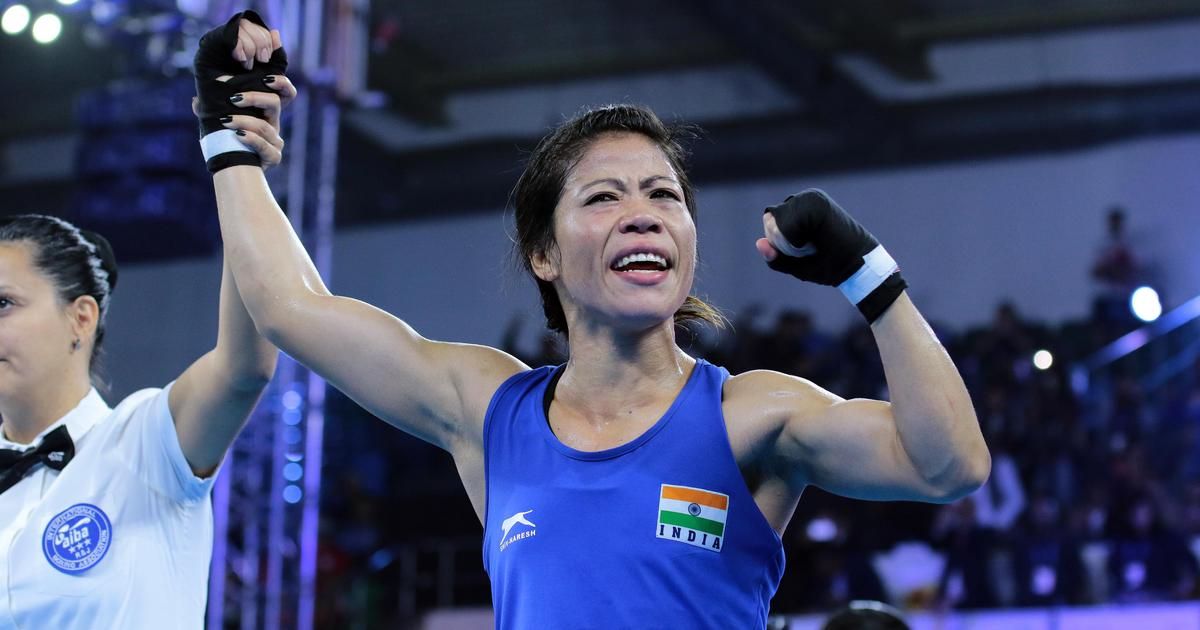 Mary Kom, Sonia Chahal, Pooja Rani, Nikhat Zareen, Asian Women's Championship, Indian Boxing, News Mobile, News Mobile India