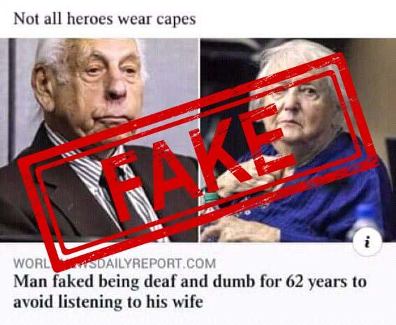 Man, 62 years, deaf, dumb, Wife, Talk, NewsMobile, Mobile, News, India, Fact Checker, Fact Check, Fact, Check, Fake, News,