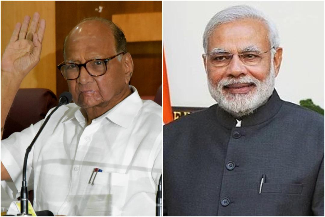 Sharad Pawar, BJP, NCP, Lok Sabha Elections 2019, News Mobile, News Mobile India