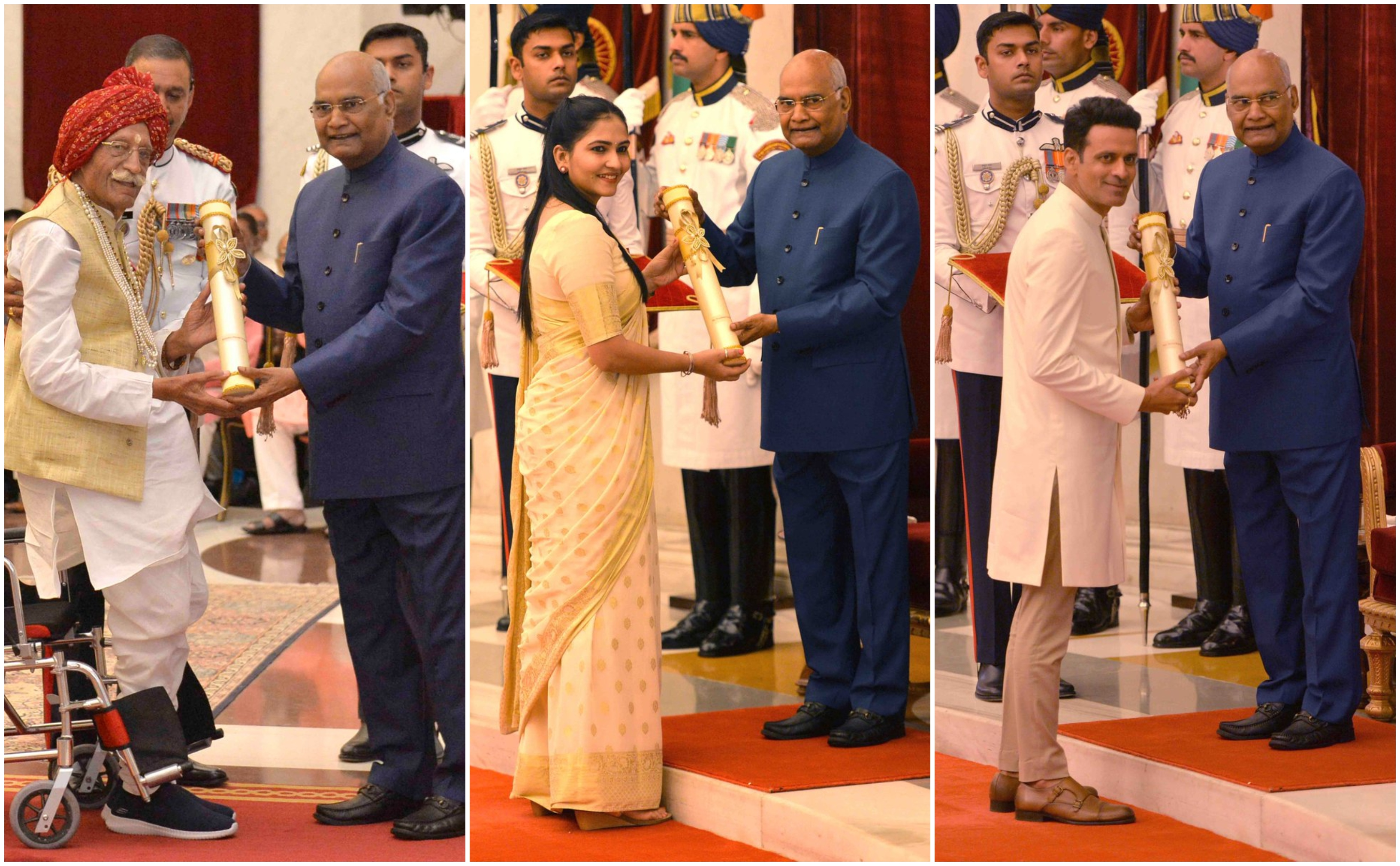 Padma Awards 2019, President Ram Nath Kovind, News Mobile, News Mobile India