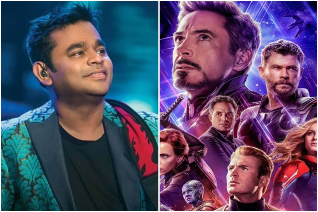 Avengers Endgame, AR Rahman, Movie, News Mobile, News Mobile India