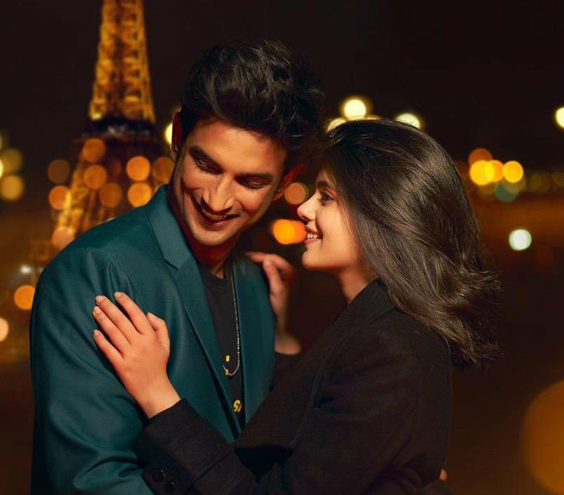 Sushant Singh Rajput, Sanjana Sanghi, Dil Bechara, The Fault in Our Stars, Kizie aur Manny, Movie, November 29, News Mobile, News Mobile India