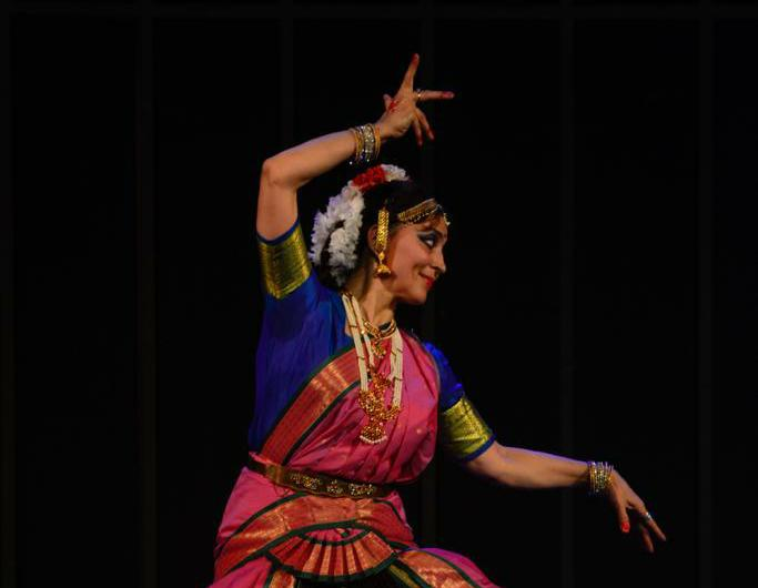 Bharatnatyam Dancer, Elina Nishchal, Embassy of Ukraine, India, IAFFC, News Mobile, News Mobile India