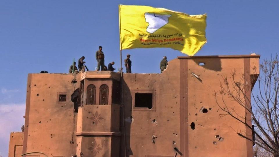 ISIS, Jihadists, Syria, USA, Caliphet, SDF, Baghouz, India, World leaders, NewsMobile