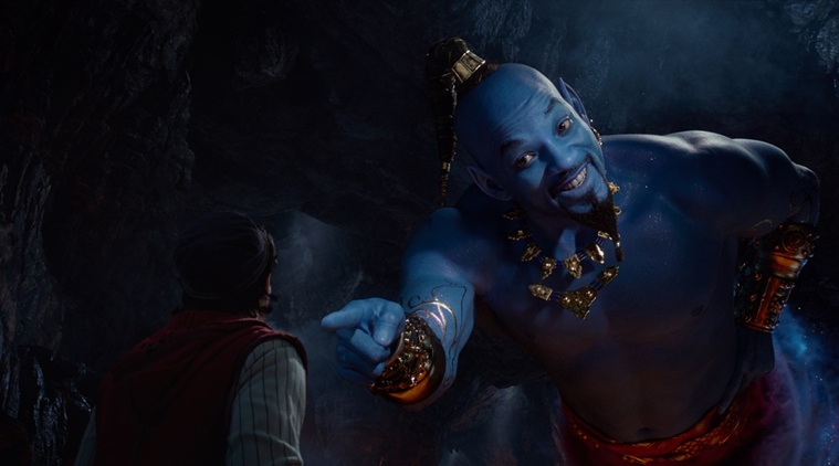 Disney, Aladdin, Will Smith, Genie, Naomi Scott, Mena Massoud, News Mobile, News Mobile India