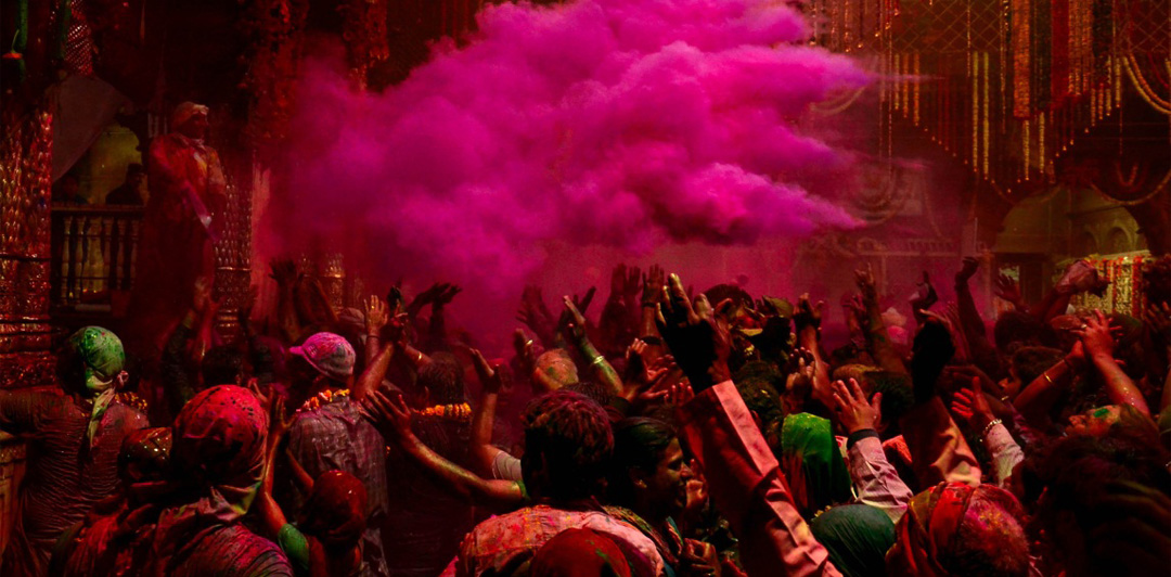 March 2019, Barsana, Nandgaon, mathura, Holi, Festivals of India, Traveler, Global traveler, India tourism, India, NewsMobile