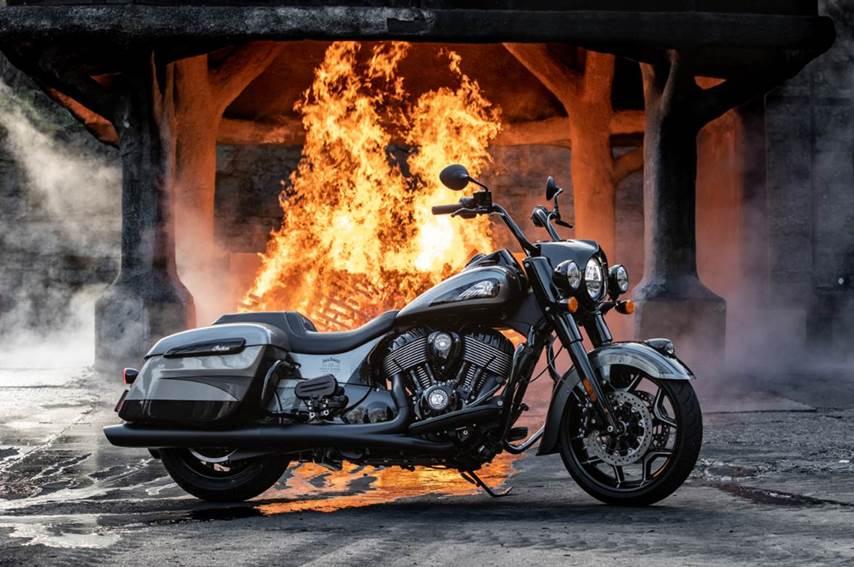 Indian Motorcycles, Motorbikes, Jack Daniel's, Klocl Werks Kustom Cycles, Springfield Dark Horse, Jack Daniel's Bareel Select, News