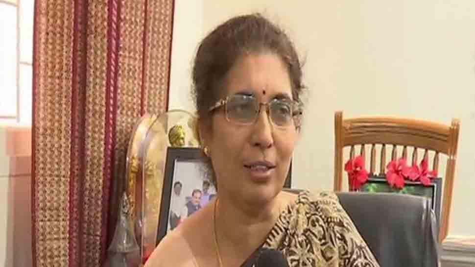 Tejaswini Ananth Kumar, BJP, Karnataka, Vice President, Late Ananth Kumar, Lok Sabha Elections 2019, News Mobile, News Mobile India