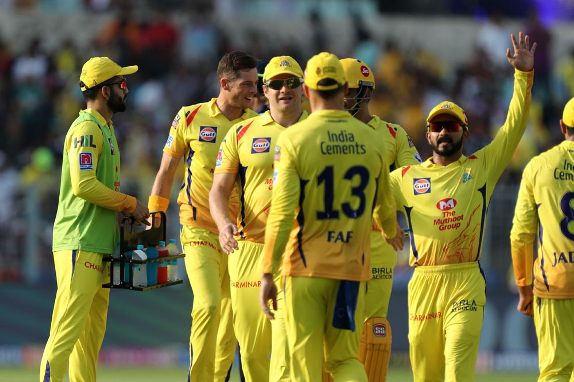 Sunrisers Hyderabad, Chennai Super Kings, CSK, SRH, NewsMobile, Mobile, News, India, Sports, Cricket, IPL, 2019