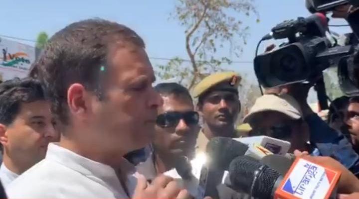 Congress, Rahul Gandhi, MHA, Rajnath Singh, News Mobile, News Mobile India