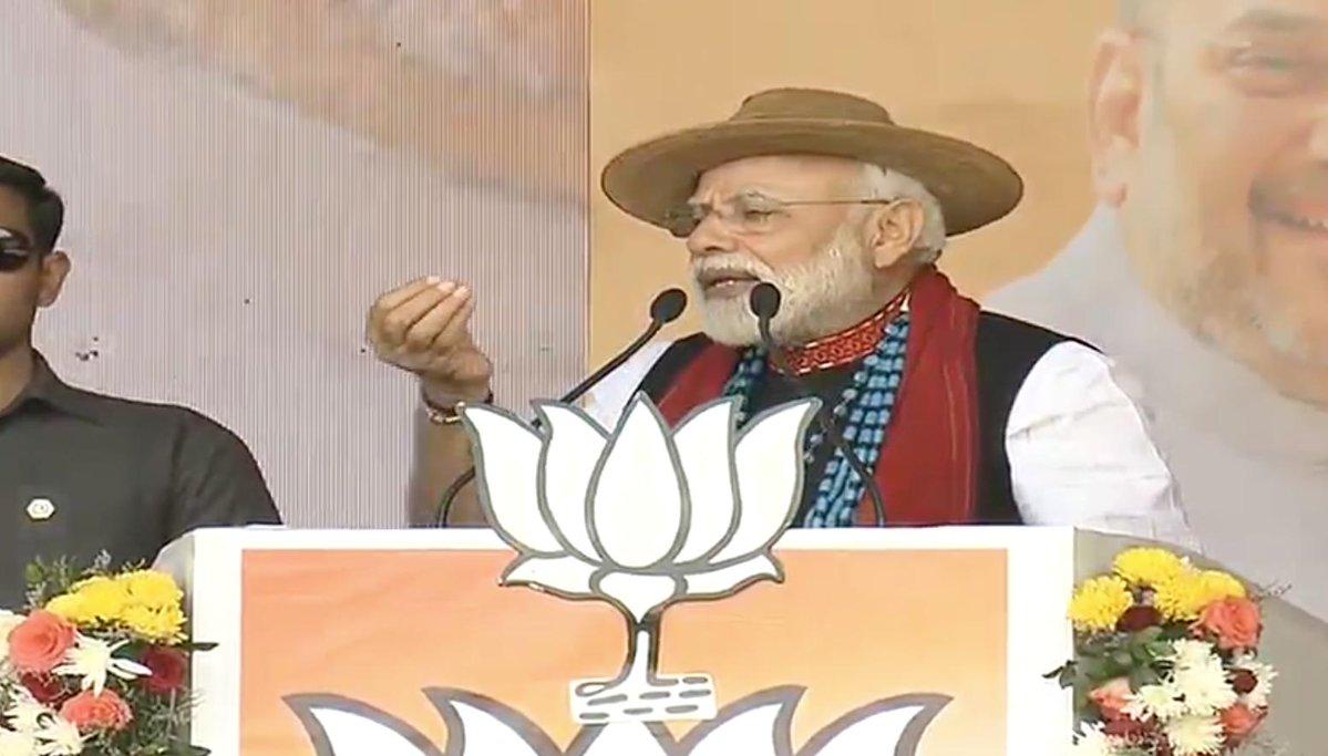 Prime Minister, Narendra Modi, Politics, Congress, Manifesto, Lok Sabha, Polls, Elections, NewsMobile, Mobile, News, India