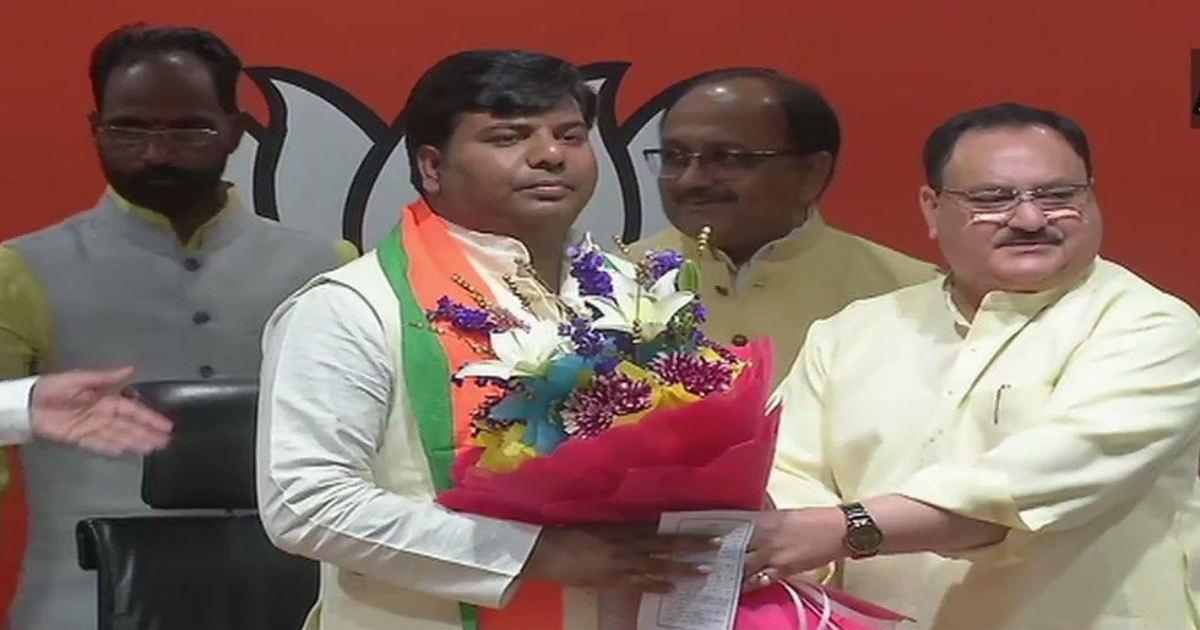 Praveen Nishad, BJP, Lok Sabha Elections 2019, News Mobile, News Mobile India