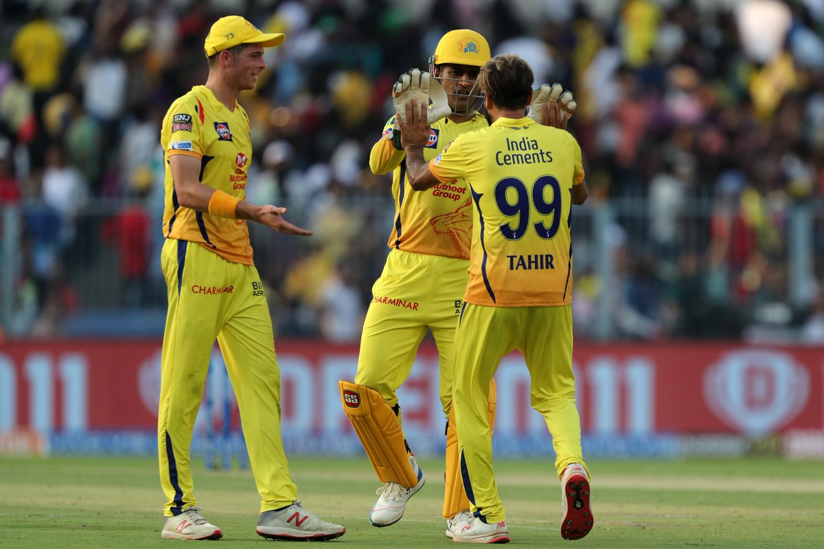 IPL 2019, CSK, KKR, News Mobile, News Mobile India