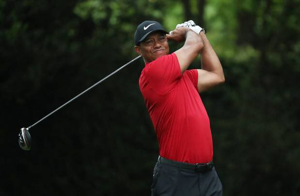 Tiger Woods, Presidential Medal of Freedom, President Donald Trump,