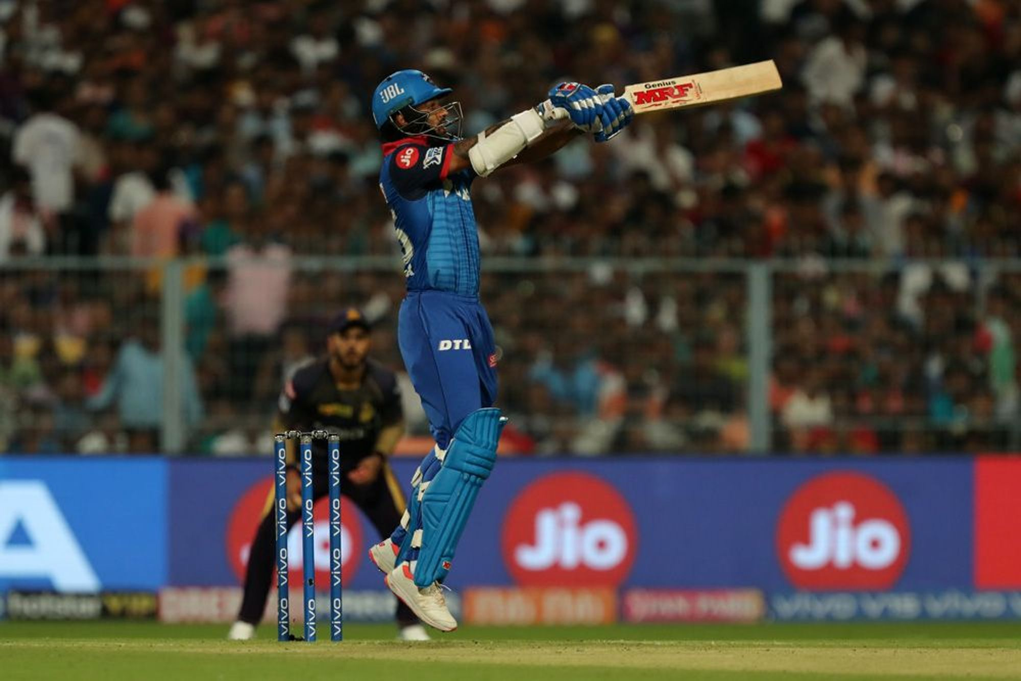 Shikhar Dhawan, Delhi Capitals, Kolkata Knight Riders, KKR, Sports, Cricket, NewsMobile, Mobile, News, India, IPL, 2019
