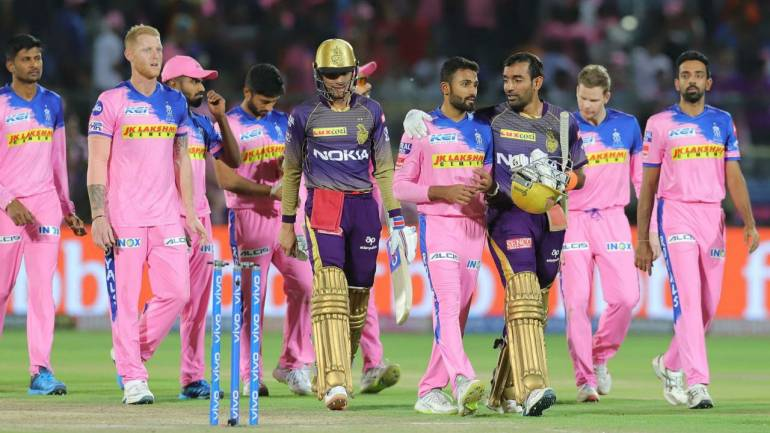 IPL 2019, KKR, RR, Kolkata Knight Riders, Rajasthan Royals, News Mobile, News Mobile India