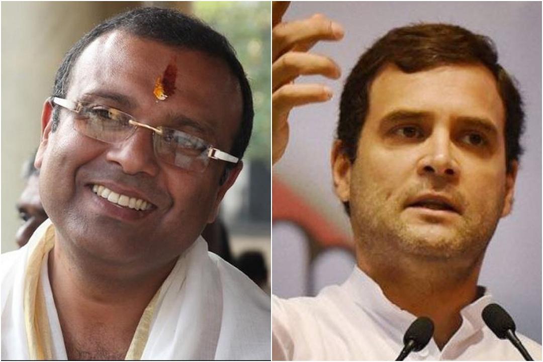 Elections 2019, NDA, Rahul Gandhi, Bharat Dharma Jana Sena, Thushar Vellappally, BDJS, News Mobile, News Mobile India