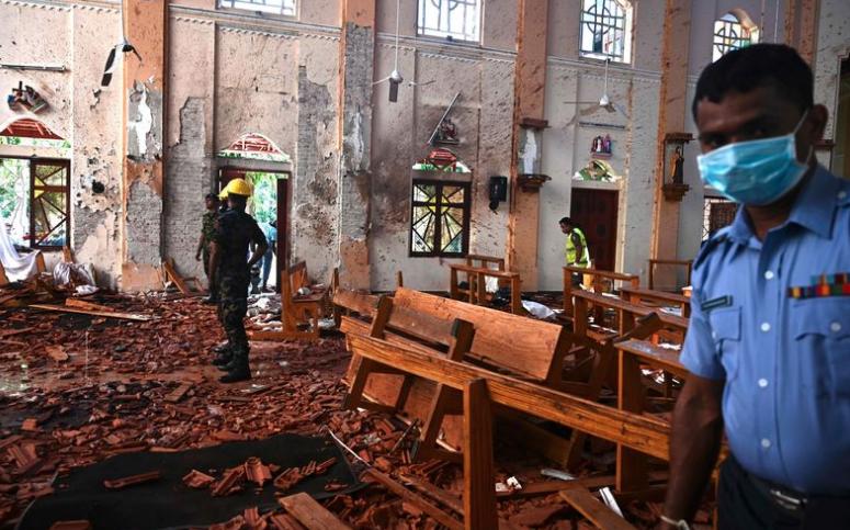 ISIS, Claim, Responsibility , Sri Lanka, World, India,
