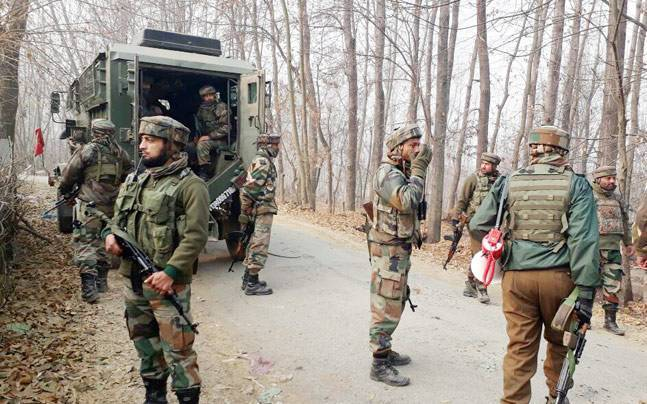 Jammu And Kashmir, Pulwama, Awantipora, Security Forces, Two Terrorists, Killed, News Mobile, News Mobile India