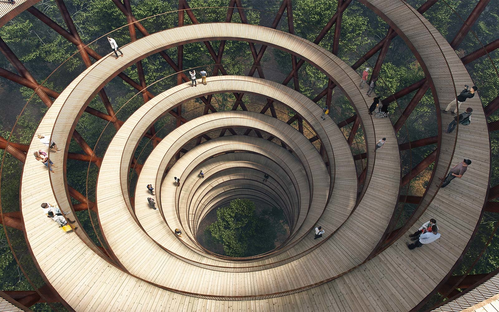 Denmark, Treetop experience, Global traveler, Copenhagen, India, tourism, architecture, NewsMobile, Denmark tourism