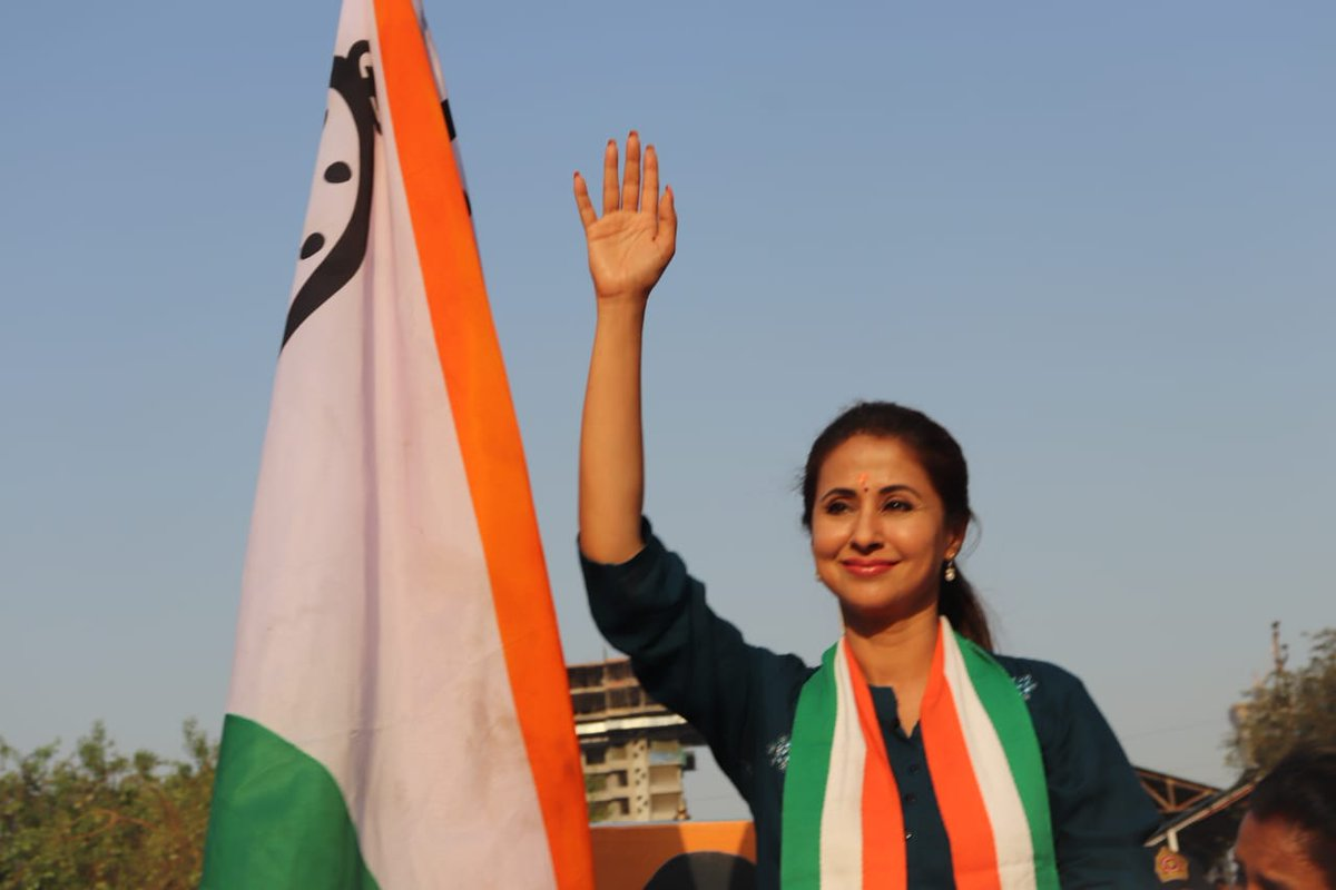 Urmila Matondkar, Congress, Article 370, Jammu and Kashmir, NewsMobile, Mobile, News, India, Politics