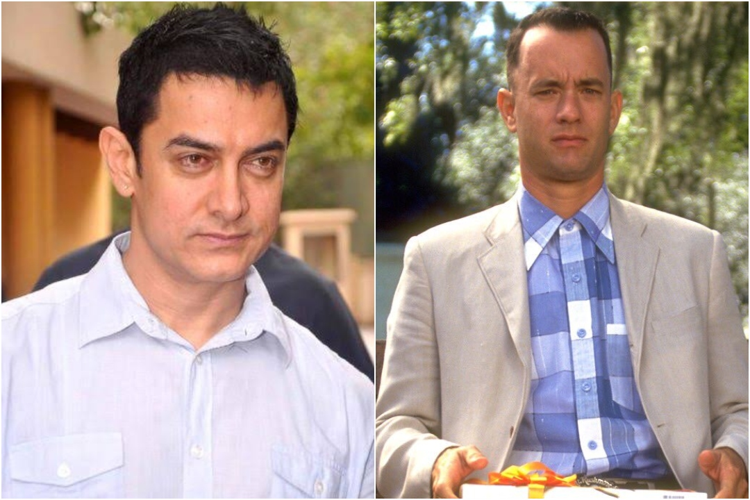 Aamir Khan, Forrest Gump, Lal Singh Chaddha, 1994, Classic, Tom Hanks, Viacom18, Aamir Khan Production, Advait Chandan, Atul Kulkarni, News Mobile, News Mobile India