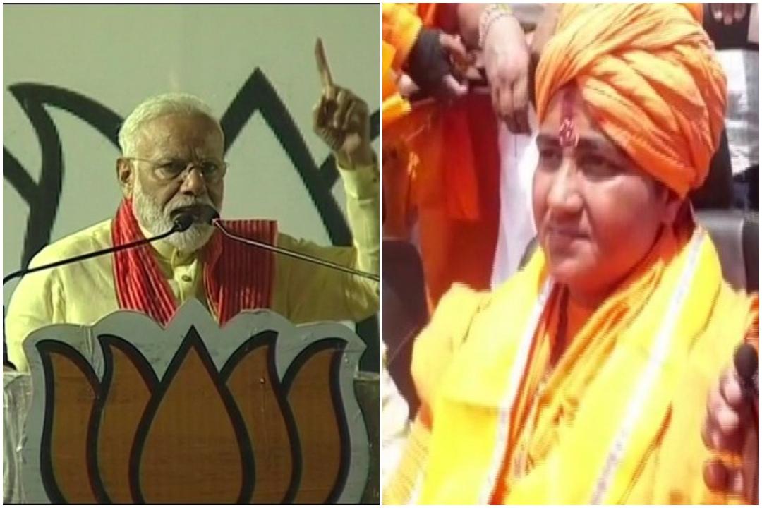 PM Narendra Modi, Sadhvi Pragya Singh Thakur, Nathuram Godse, Mahatma Gandhi, News Mobile, News Mobile India