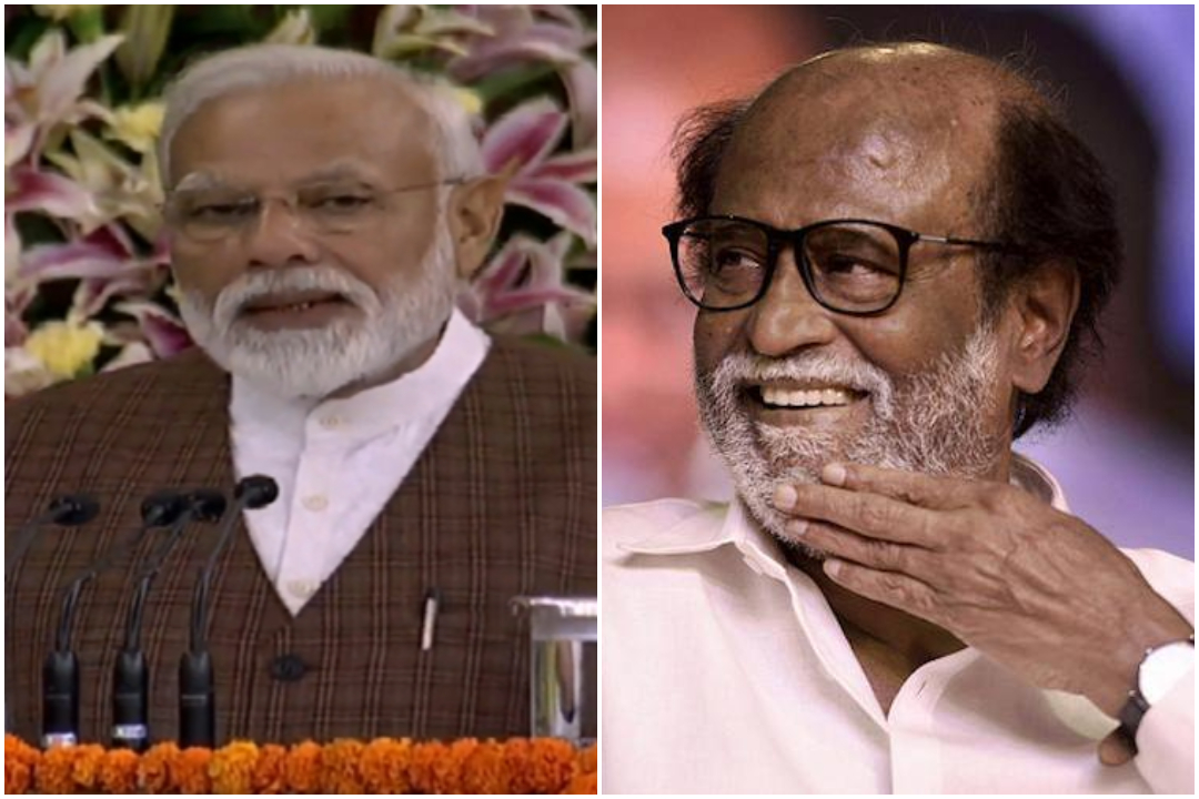 Rajinikanth, PM Modi, May 30, Swearing-in Ceremony, Rajiv Gandhi, News Mobile, News Mobile India