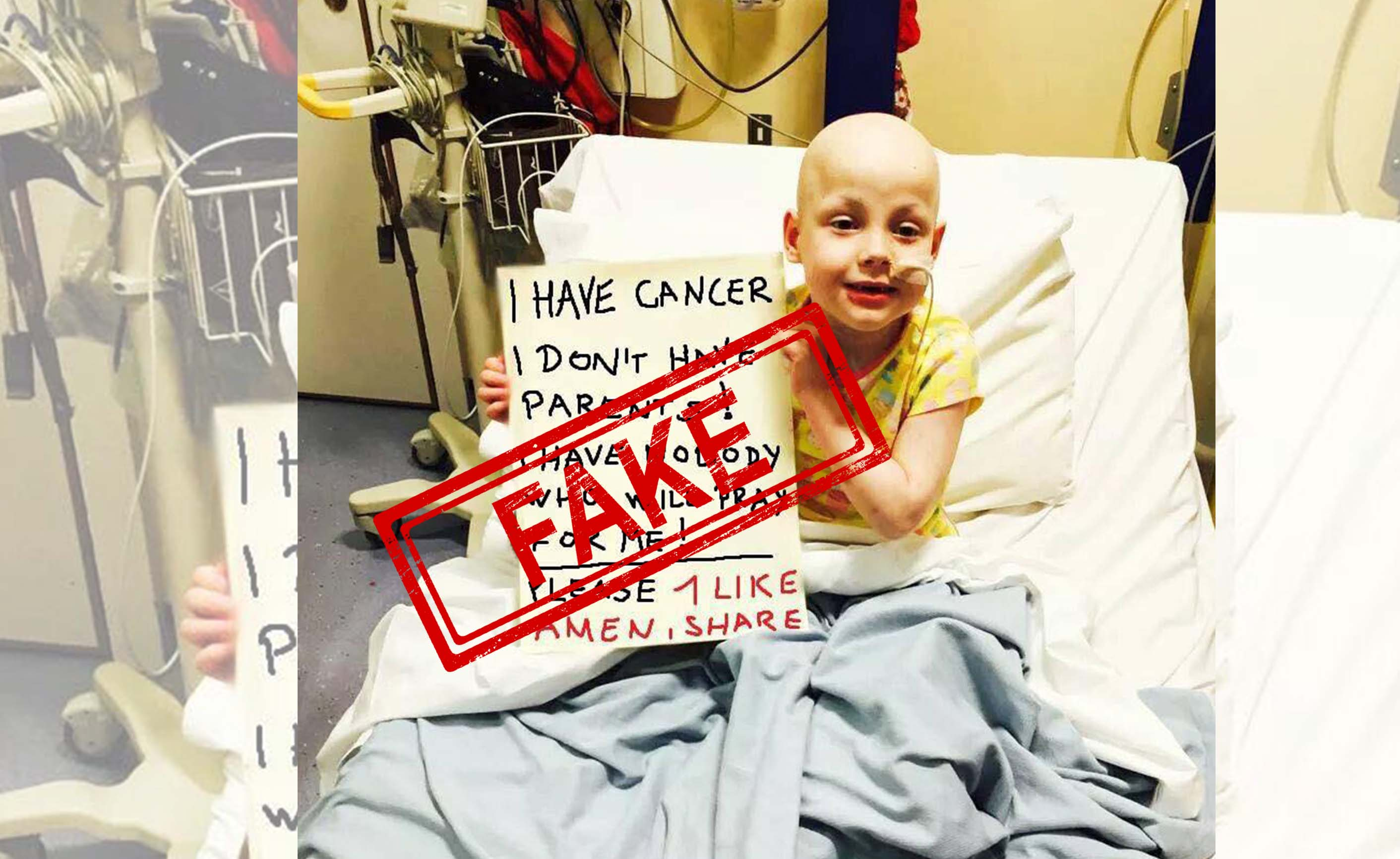 Girl, Six year old, Cancer, NewsMobile, New Zealand, UK, NewsMobile, Mobile, News, India, Fact Check, Fact Checker, Fake