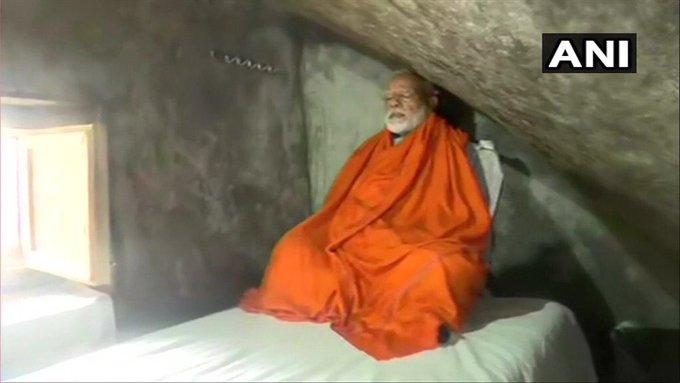 PM Narendra Modi, Kedarnath, Badrinath, Vist, Lok Sabha Elections, 2019, News Mobile, News Mobile India