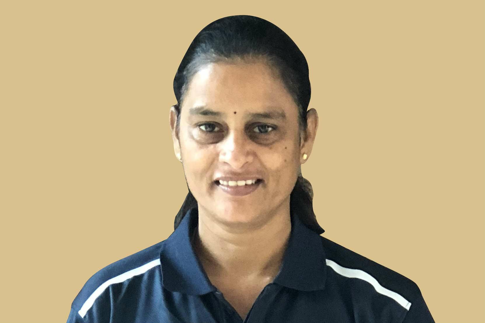 GS Lakshmi, ICC, First, Female, Referee, News Mobile, News Mobile India