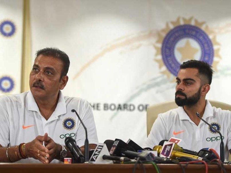 Virat Kohli, Ravi Shastri, World Cup 2019, News Mobile, News Mobile India